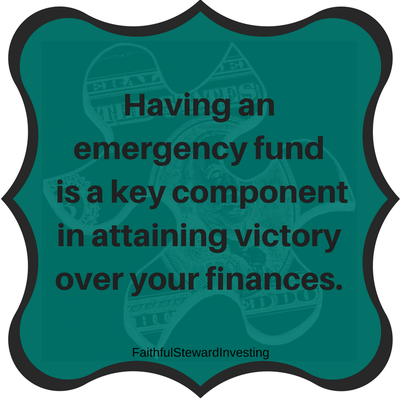 quote about victory over finances