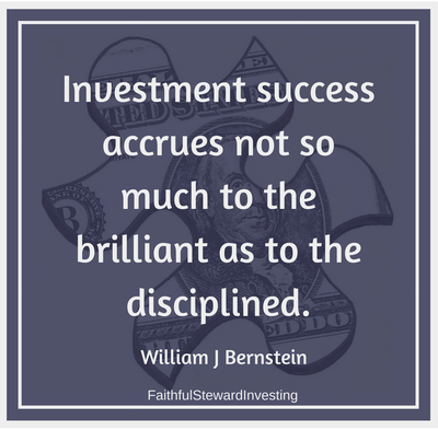 William J Bernstein quote