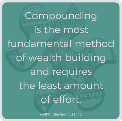 quote about compounding